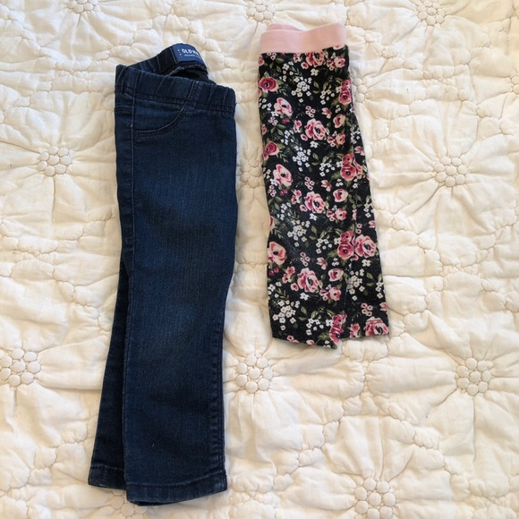 c0893c92a993ab H&M Bottoms | Baby Leggings And Jeggings Hm Old Navy | Poshmark